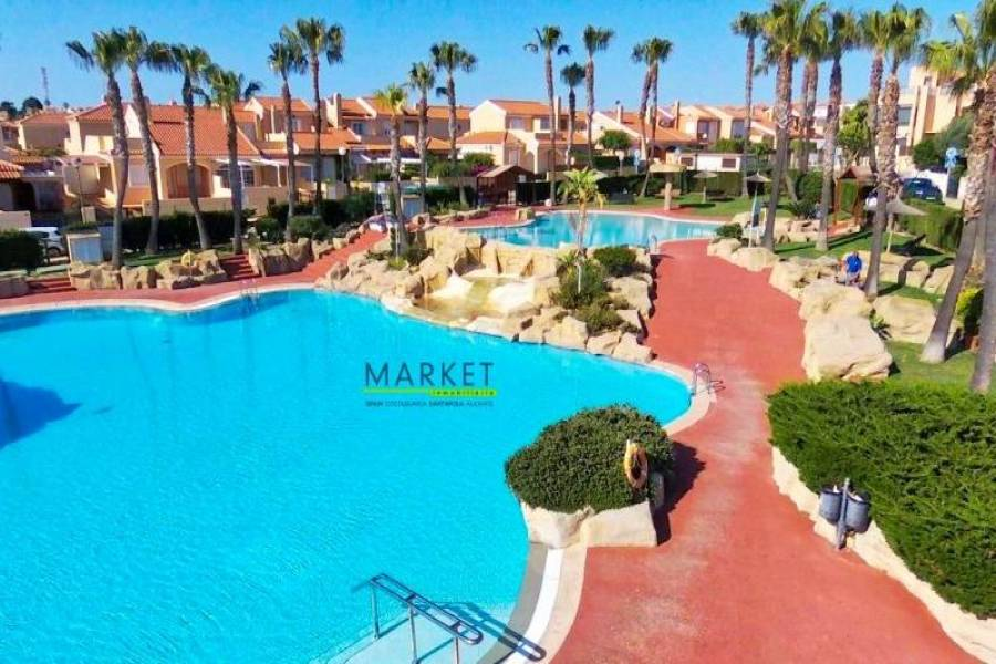 Gran alacant,Alicante,España,3 Bedrooms Bedrooms,2 BathroomsBathrooms,Bungalow,25404
