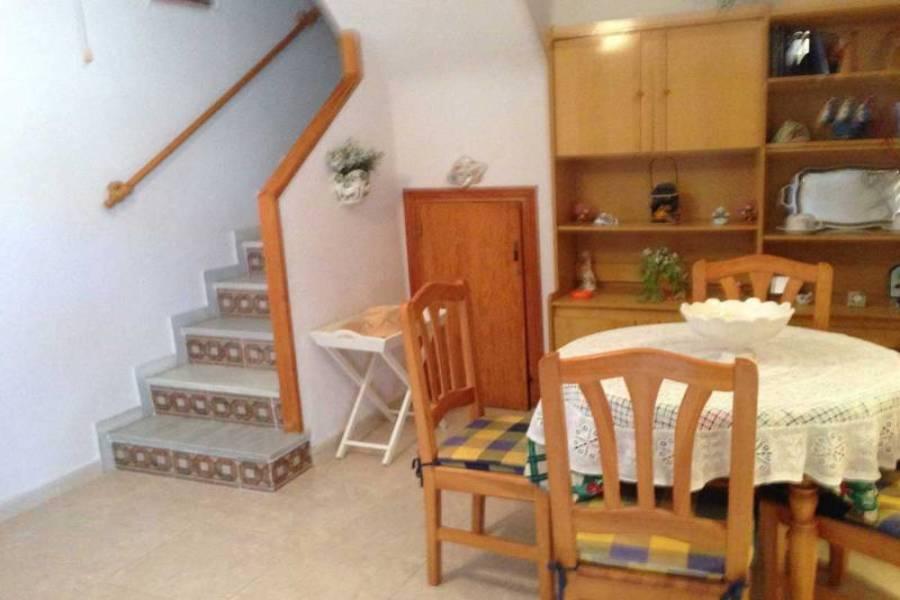 Santa Pola,Alicante,España,2 Bedrooms Bedrooms,2 BathroomsBathrooms,Bungalow,25412