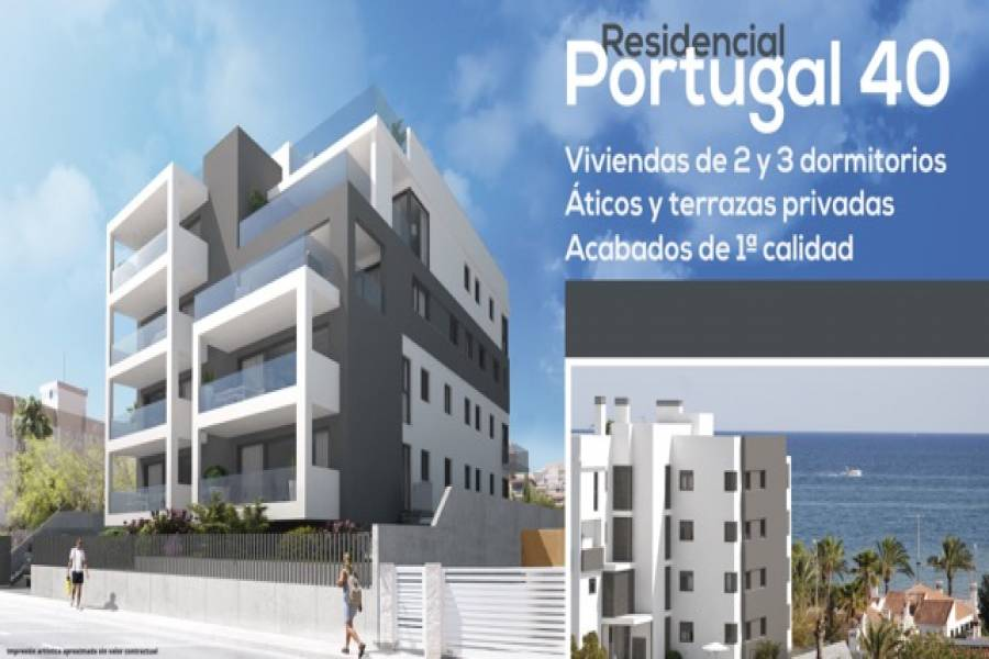 Santa Pola,Alicante,España,3 Bedrooms Bedrooms,2 BathroomsBathrooms,Apartamentos,25417