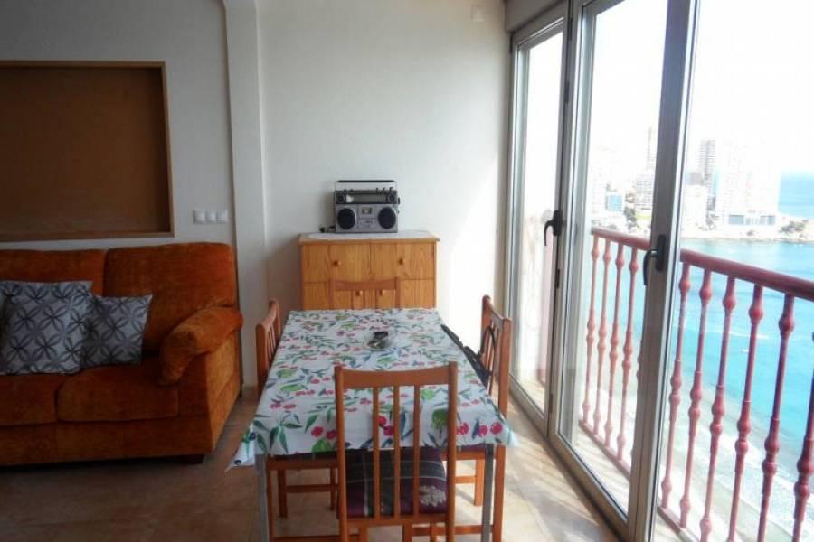 Benidorm,Alicante,España,2 Bedrooms Bedrooms,1 BañoBathrooms,Apartamentos,25428
