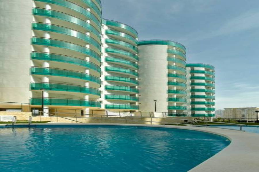 Villajoyosa,Alicante,España,1 Dormitorio Bedrooms,1 BañoBathrooms,Apartamentos,25430