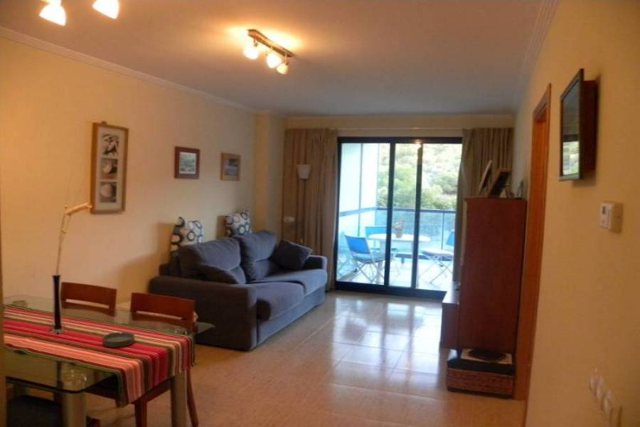 Villajoyosa,Alicante,España,1 Dormitorio Bedrooms,1 BañoBathrooms,Apartamentos,25436
