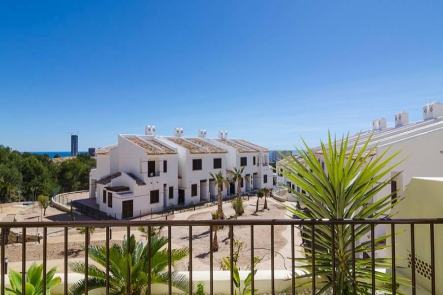 Finestrat,Alicante,España,2 Bedrooms Bedrooms,2 BathroomsBathrooms,Apartamentos,25441