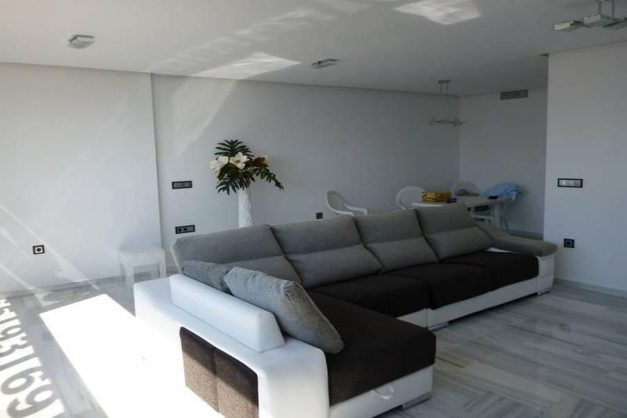 Benidorm,Alicante,España,3 Bedrooms Bedrooms,2 BathroomsBathrooms,Atico,25451
