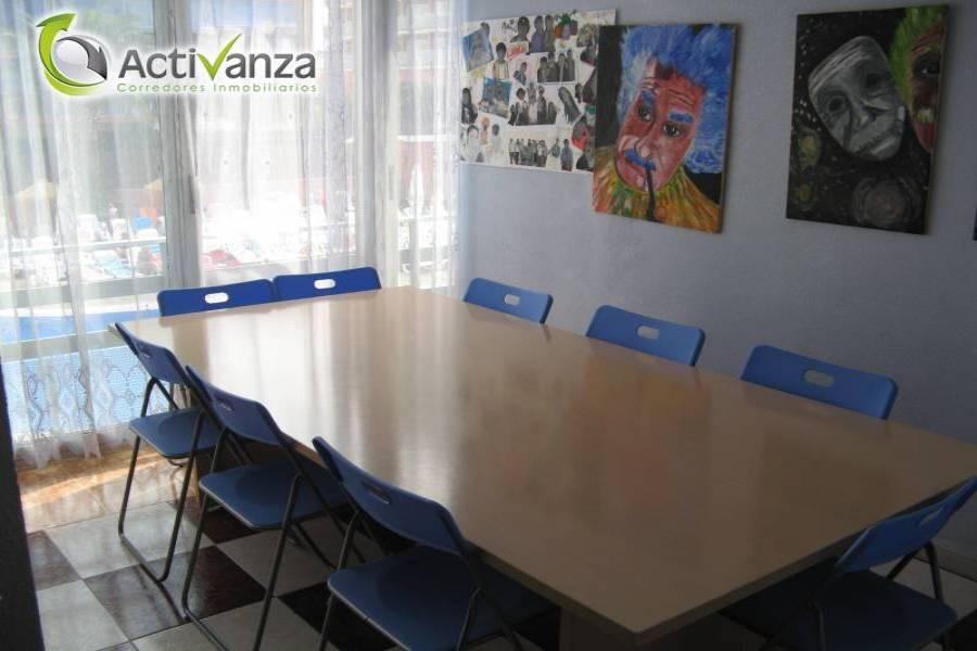 Benidorm,Alicante,España,2 BathroomsBathrooms,Apartamentos,25453