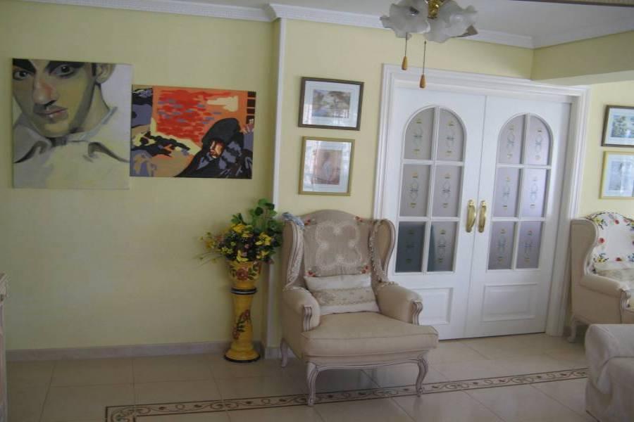 Benidorm,Alicante,España,2 Bedrooms Bedrooms,2 BathroomsBathrooms,Atico,25454
