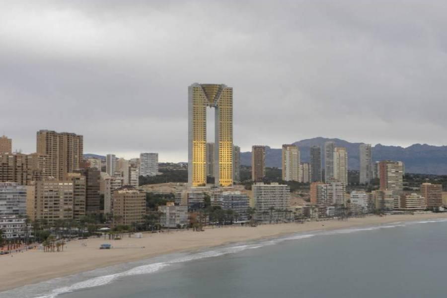 Benidorm,Alicante,España,3 Bedrooms Bedrooms,2 BathroomsBathrooms,Bungalow,25456