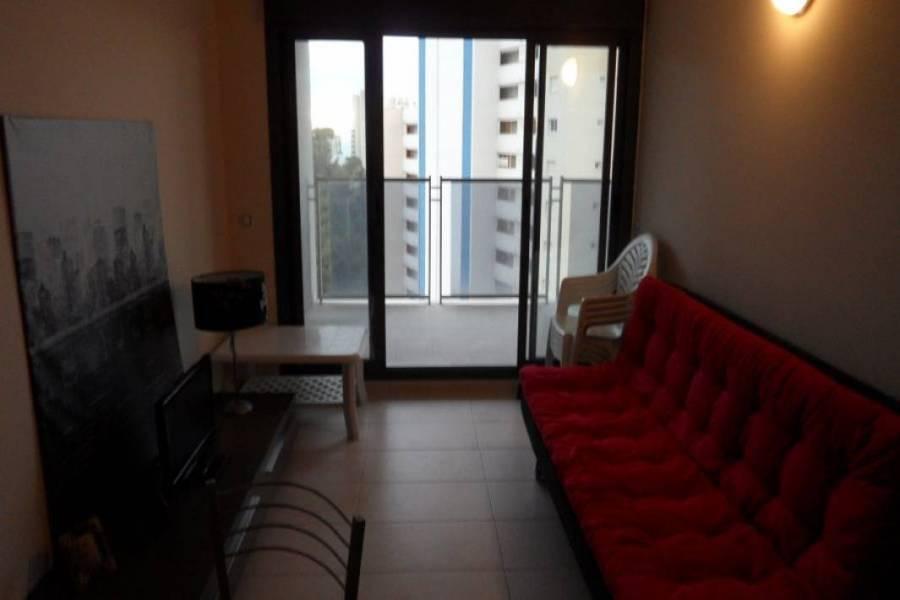 Benidorm,Alicante,España,1 Dormitorio Bedrooms,1 BañoBathrooms,Apartamentos,25457