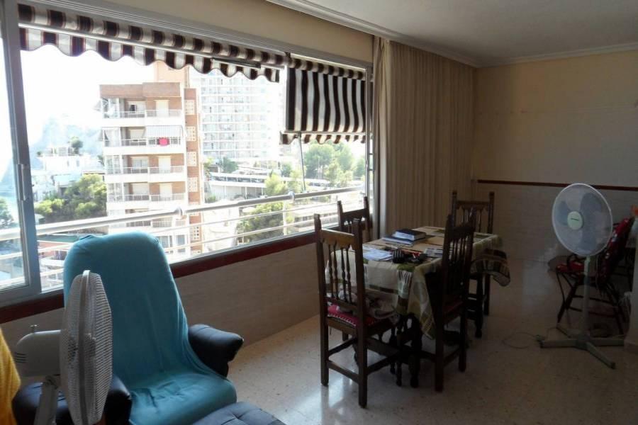 Benidorm,Alicante,España,2 Bedrooms Bedrooms,2 BathroomsBathrooms,Apartamentos,25464
