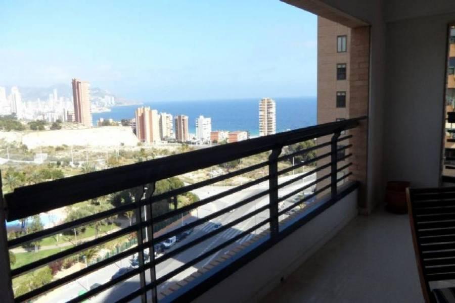 Benidorm,Alicante,España,3 Bedrooms Bedrooms,2 BathroomsBathrooms,Apartamentos,25509