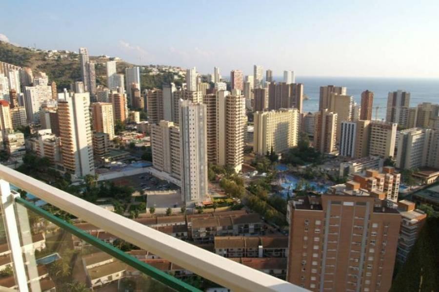 Benidorm,Alicante,España,3 Bedrooms Bedrooms,2 BathroomsBathrooms,Apartamentos,25527