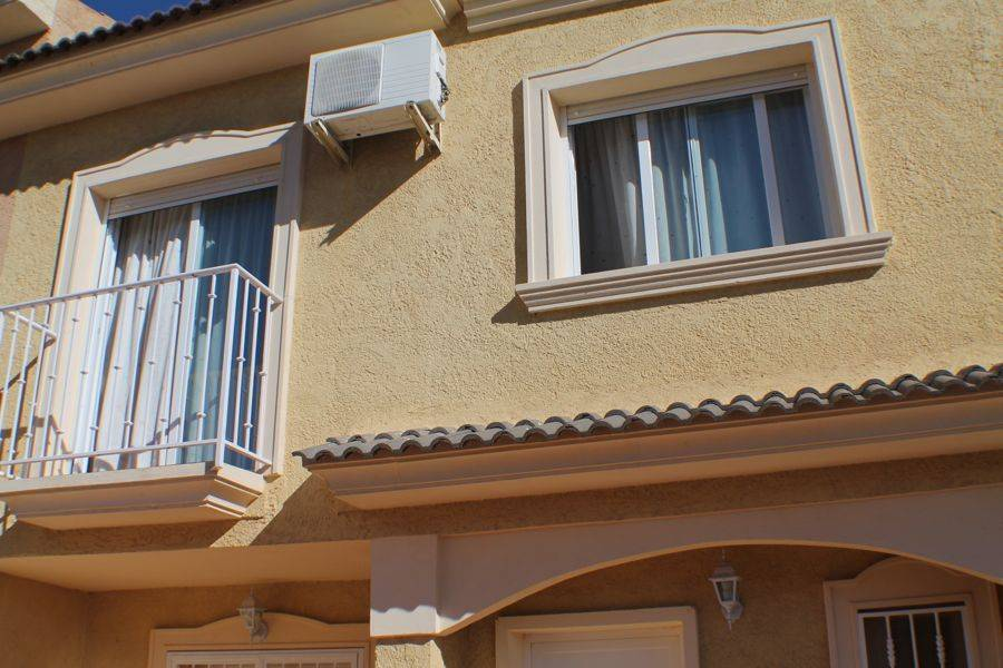 La Nucia,Alicante,España,5 Bedrooms Bedrooms,2 BathroomsBathrooms,Bungalow,25557