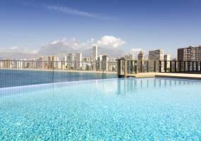 Benidorm,Alicante,España,3 Bedrooms Bedrooms,2 BathroomsBathrooms,Apartamentos,25558