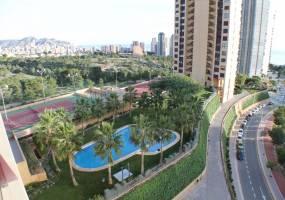 Benidorm,Alicante,España,2 Bedrooms Bedrooms,2 BathroomsBathrooms,Apartamentos,25559
