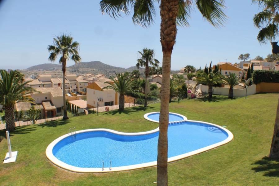 Finestrat,Alicante,España,2 Bedrooms Bedrooms,1 BañoBathrooms,Apartamentos,25587
