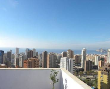 Benidorm,Alicante,España,3 Bedrooms Bedrooms,1 BañoBathrooms,Atico,25593