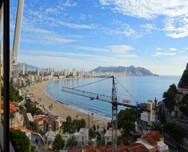 Benidorm,Alicante,España,2 Bedrooms Bedrooms,2 BathroomsBathrooms,Apartamentos,25609