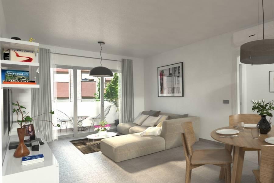 Benidorm,Alicante,España,2 Bedrooms Bedrooms,1 BañoBathrooms,Apartamentos,25619