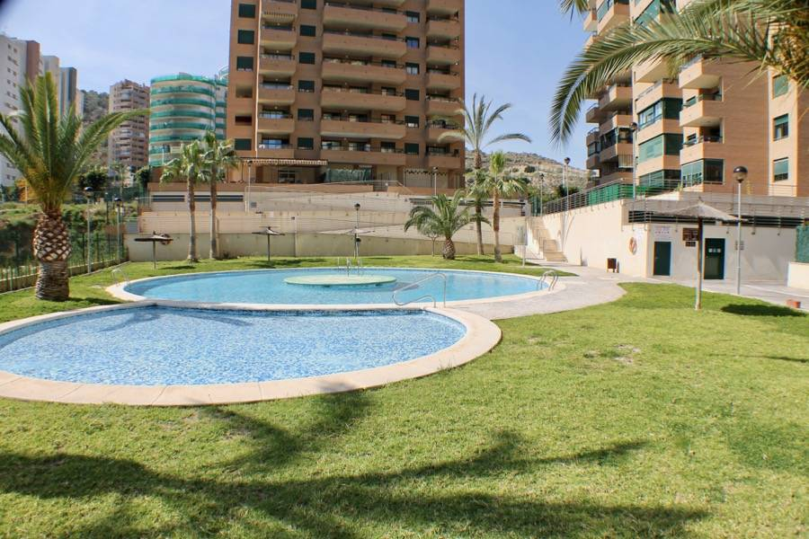 Villajoyosa,Alicante,España,1 Dormitorio Bedrooms,2 BathroomsBathrooms,Apartamentos,25621