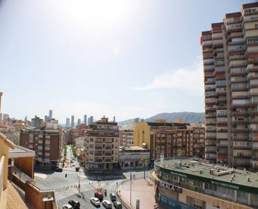 Benidorm,Alicante,España,3 Bedrooms Bedrooms,1 BañoBathrooms,Atico,25638