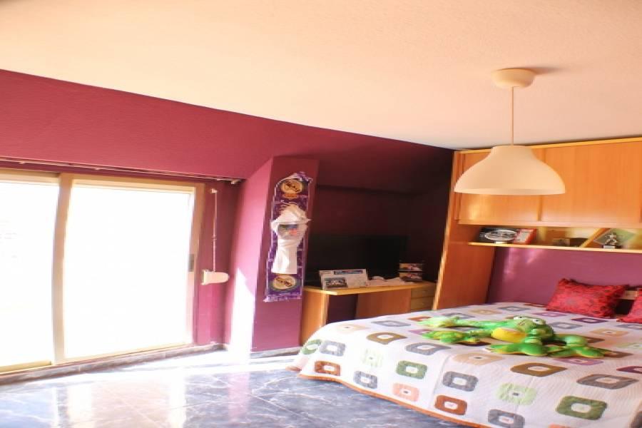 Benidorm,Alicante,España,3 Bedrooms Bedrooms,1 BañoBathrooms,Atico,25638