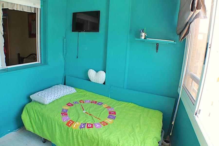 Villajoyosa,Alicante,España,1 Dormitorio Bedrooms,1 BañoBathrooms,Apartamentos,25646