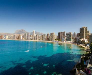 Benidorm,Alicante,España,3 Bedrooms Bedrooms,2 BathroomsBathrooms,Apartamentos,25658