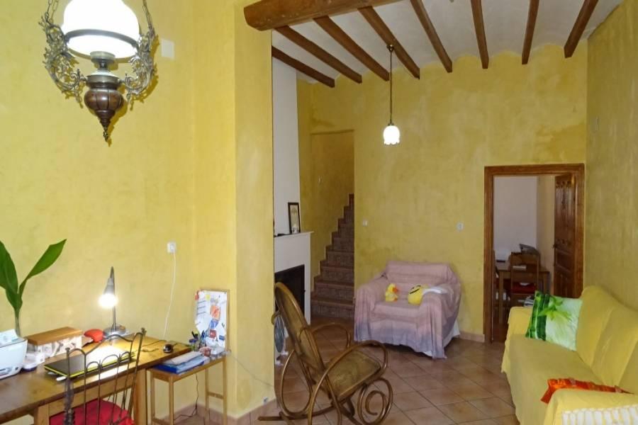 La Nucia,Alicante,España,2 Bedrooms Bedrooms,1 BañoBathrooms,Casas de pueblo,25683