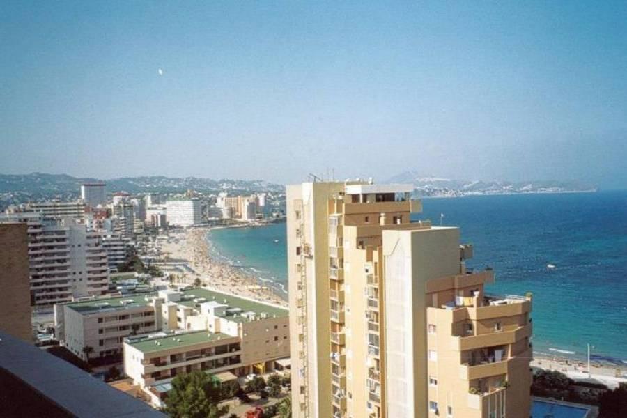 Calpe,Alicante,España,3 Bedrooms Bedrooms,2 BathroomsBathrooms,Apartamentos,25707