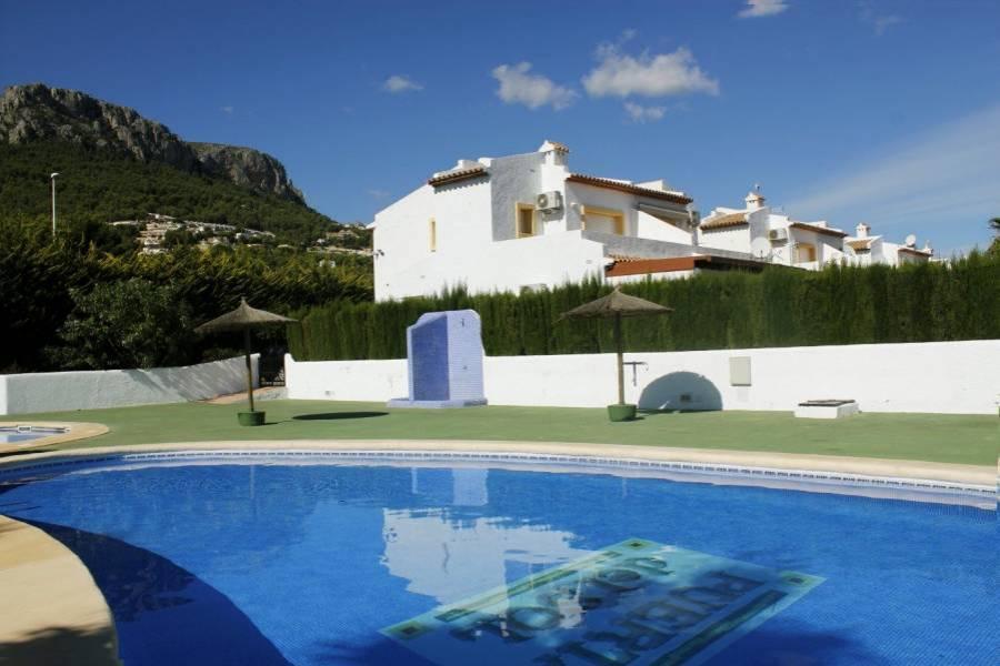Calpe,Alicante,España,3 Bedrooms Bedrooms,2 BathroomsBathrooms,Bungalow,25710