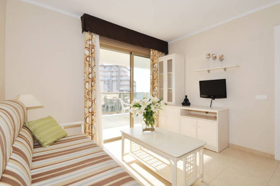 Calpe,Alicante,España,1 Dormitorio Bedrooms,1 BañoBathrooms,Apartamentos,25711