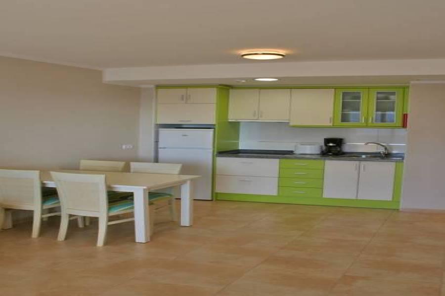 Calpe,Alicante,España,1 Dormitorio Bedrooms,1 BañoBathrooms,Apartamentos,25713