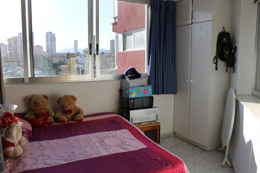 Benidorm,Alicante,España,2 Bedrooms Bedrooms,1 BañoBathrooms,Apartamentos,25728