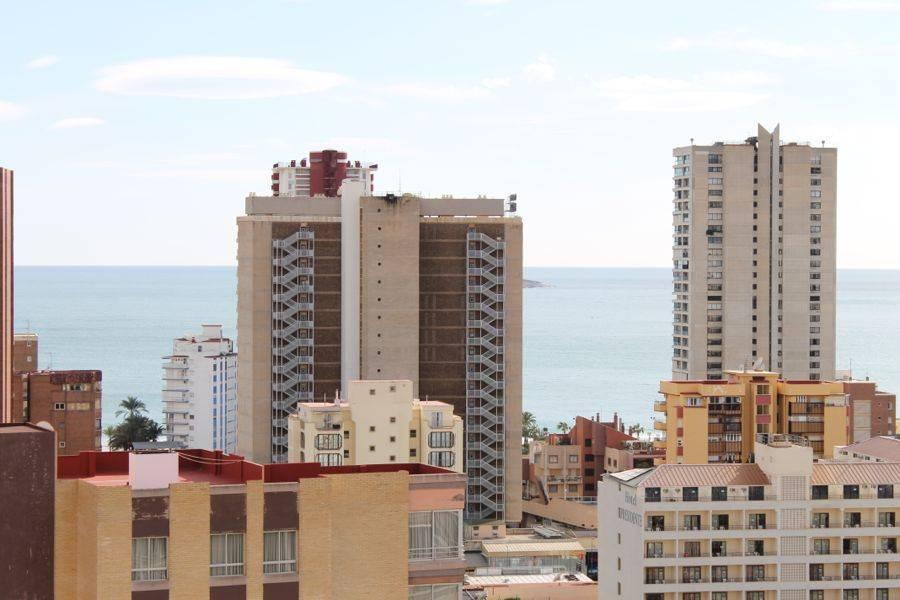 Benidorm,Alicante,España,1 Dormitorio Bedrooms,1 BañoBathrooms,Apartamentos,25730