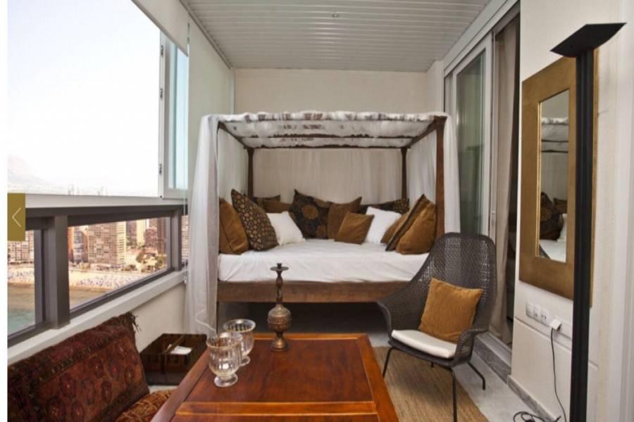 Benidorm,Alicante,España,2 Bedrooms Bedrooms,2 BathroomsBathrooms,Apartamentos,25732