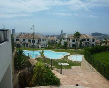 Finestrat,Alicante,España,1 Dormitorio Bedrooms,1 BañoBathrooms,Apartamentos,25734