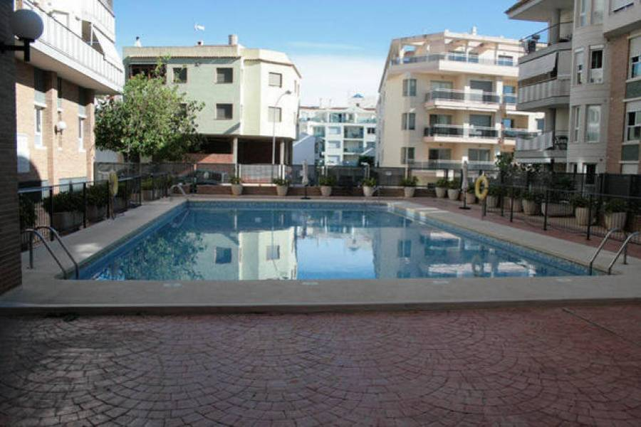 Calpe,Alicante,España,2 Bedrooms Bedrooms,2 BathroomsBathrooms,Apartamentos,25744