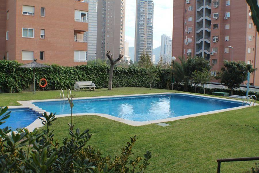 Benidorm,Alicante,España,2 Bedrooms Bedrooms,1 BañoBathrooms,Apartamentos,25747