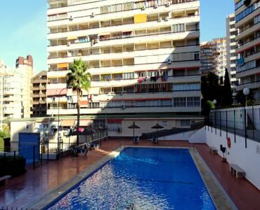 Benidorm,Alicante,España,4 Bedrooms Bedrooms,2 BathroomsBathrooms,Apartamentos,25769