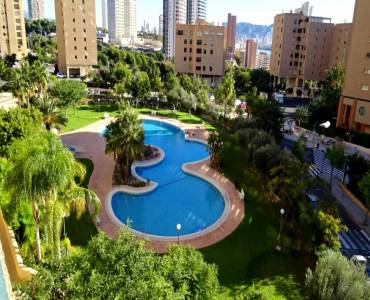 Benidorm,Alicante,España,3 Bedrooms Bedrooms,3 BathroomsBathrooms,Apartamentos,25771