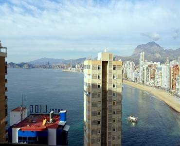 Benidorm,Alicante,España,2 Bedrooms Bedrooms,2 BathroomsBathrooms,Apartamentos,25773
