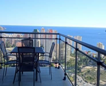 Benidorm,Alicante,España,2 Bedrooms Bedrooms,2 BathroomsBathrooms,Apartamentos,25777