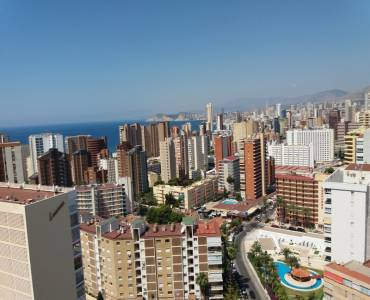 Benidorm,Alicante,España,2 Bedrooms Bedrooms,2 BathroomsBathrooms,Apartamentos,25805
