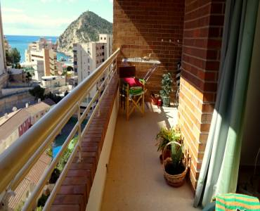 Benidorm,Alicante,España,3 Bedrooms Bedrooms,2 BathroomsBathrooms,Apartamentos,25818