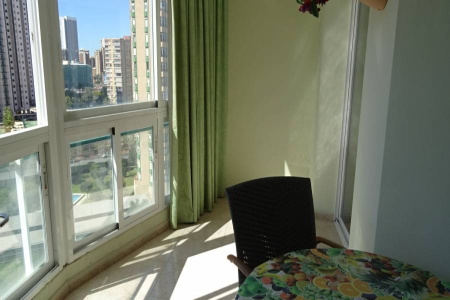 Benidorm,Alicante,España,1 Dormitorio Bedrooms,1 BañoBathrooms,Apartamentos,25831