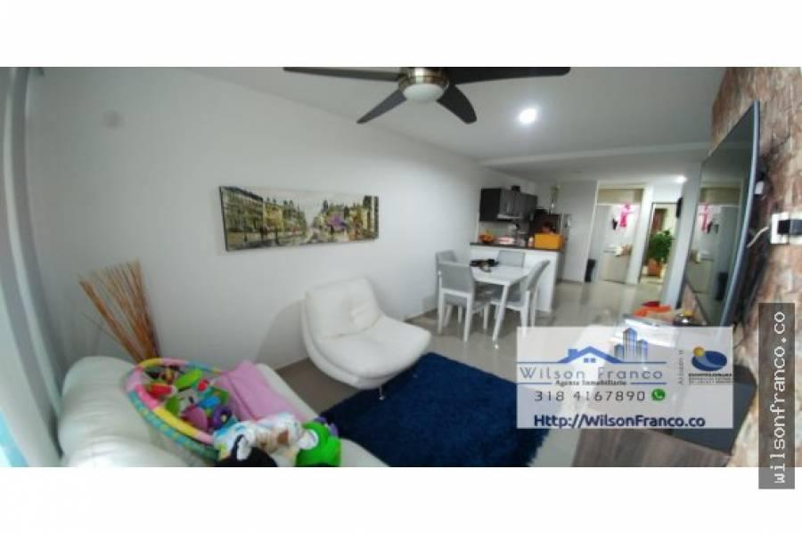 Cartagena de Indias,Bolivar,Colombia,3 Bedrooms Bedrooms,2 BathroomsBathrooms,Apartamentos,3356
