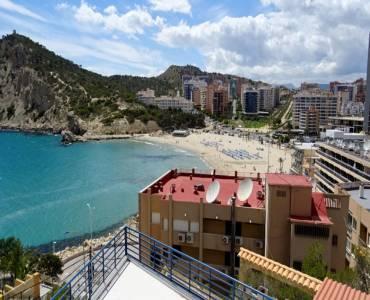 Finestrat,Alicante,España,1 Dormitorio Bedrooms,1 BañoBathrooms,Apartamentos,25862