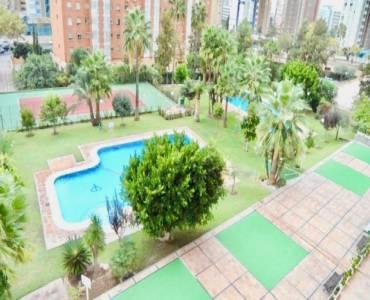 Benidorm,Alicante,España,1 Dormitorio Bedrooms,1 BañoBathrooms,Apartamentos,25869