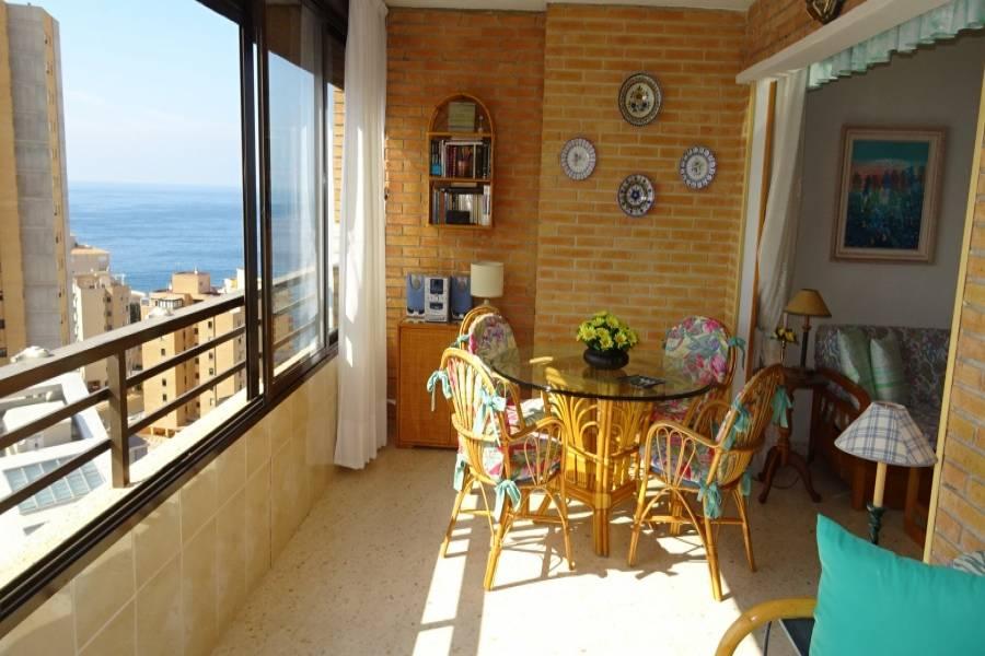 Benidorm,Alicante,España,1 Dormitorio Bedrooms,1 BañoBathrooms,Apartamentos,25874