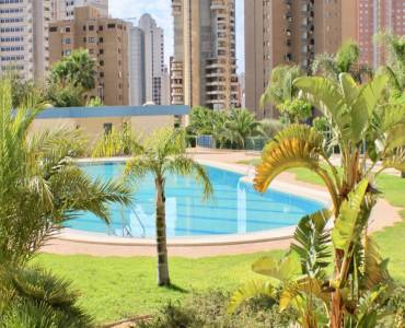 Benidorm,Alicante,España,2 Bedrooms Bedrooms,2 BathroomsBathrooms,Apartamentos,25878
